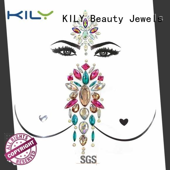 online gem tattoo supplier for party