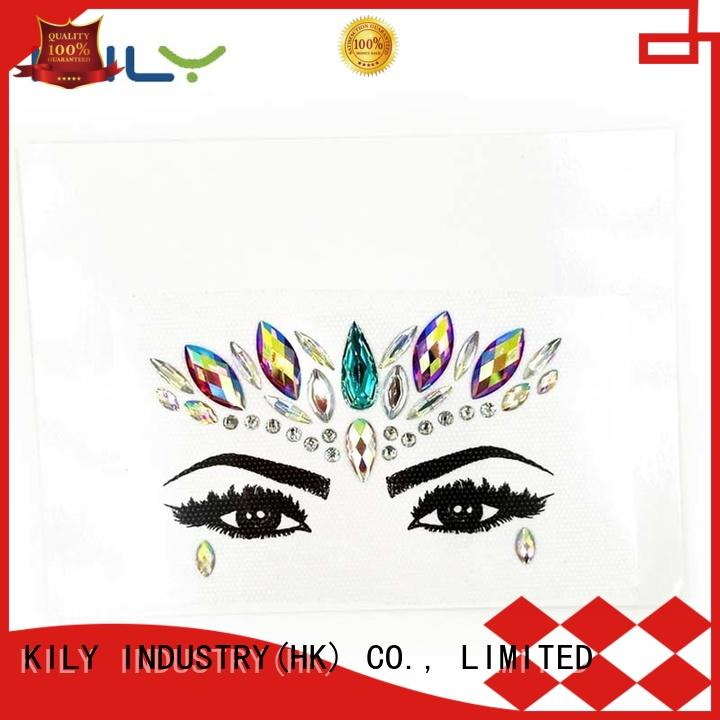 KILY kb1001 eye jewels supplier for beach