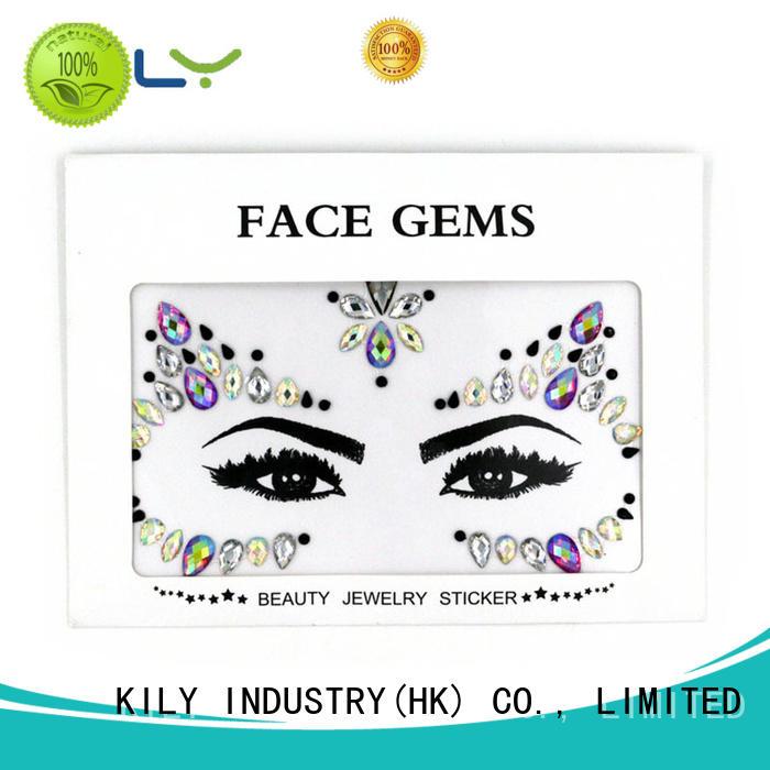 KILY kb1062 face diamantes series for Christmas