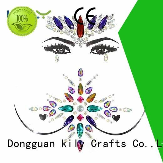 online body art jewelry supplier for carnival
