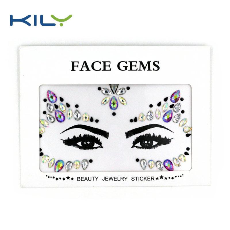 KILY kb1062 face diamantes series for Christmas-1