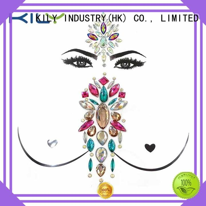 KILY online body tattoo manufacturer for Halloween
