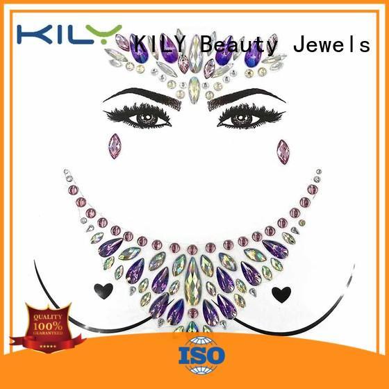 gem stickers gemstone for party KILY