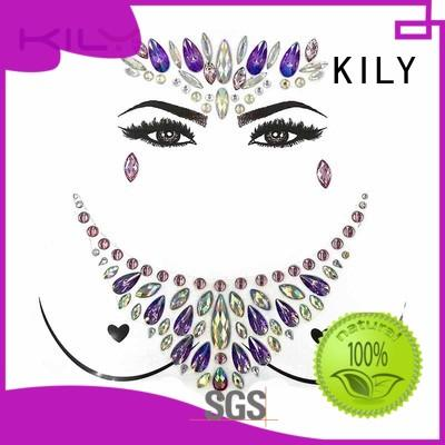 KILY online body art jewelry series for carnival