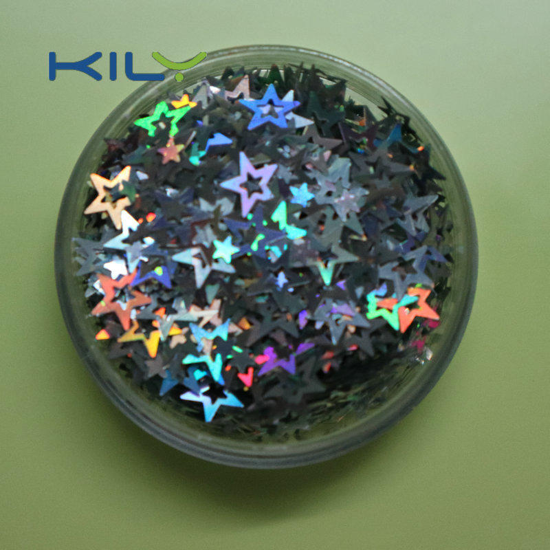 KILY professional different shaped glitter wholesale for party-1