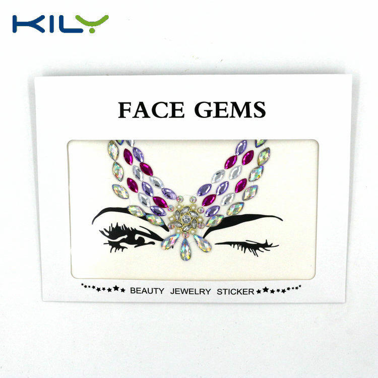 professional face gems kb1158 supplier for beach-1