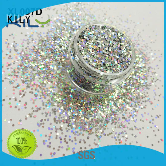 online cosmetic glitter xc002b supplier for party