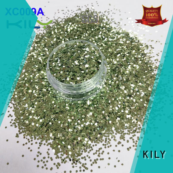 KILY professional shifting glitter supplier for Halloween
