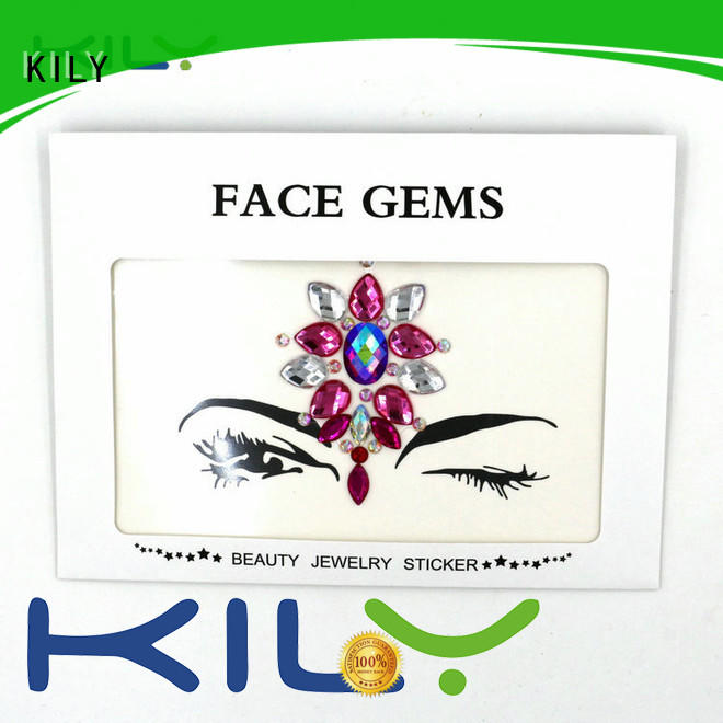professional jewel face kb1077 series for Christmas