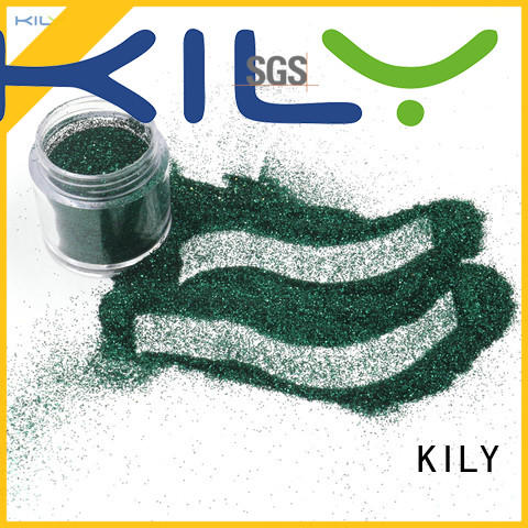 KILY face fine glitter series for silk flowers