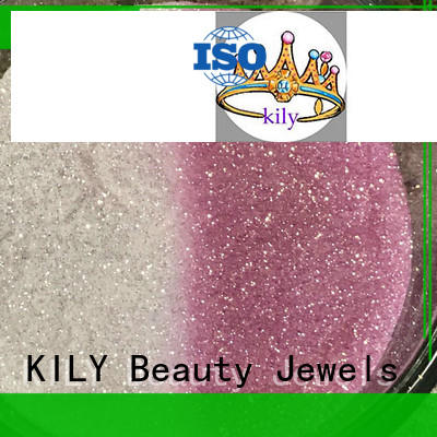 KILY eco-friendly uv glitter wholesale for handicrafts