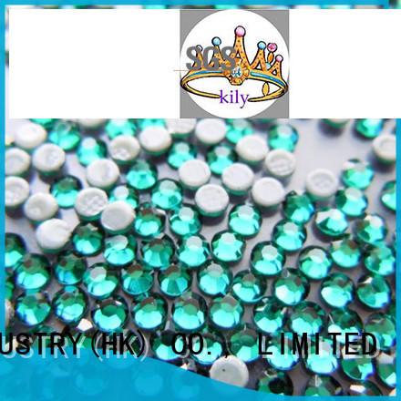 KILY safety rhinestone motif supplier for beach