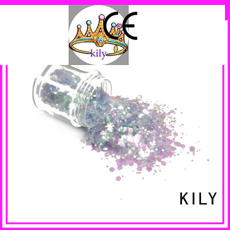 non-toxic craft glitter dot series for beach