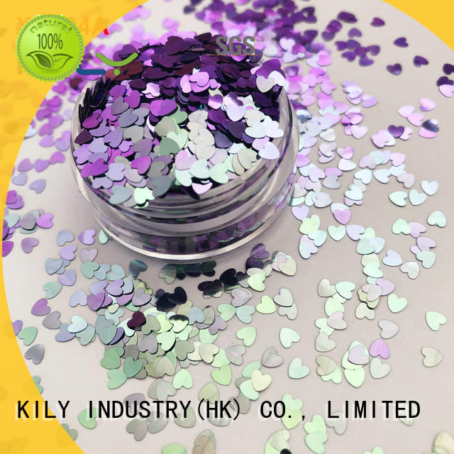 KILY safety cosmetic glitter series for Halloween