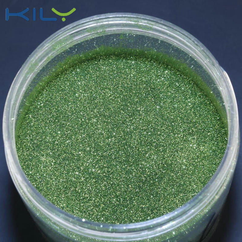 KILY biodegradable face and body cosmetic glitter eye shadow glitter B0612