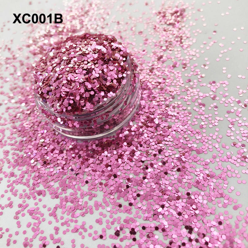 KILY Cosmetic face and body change color shifting glitter