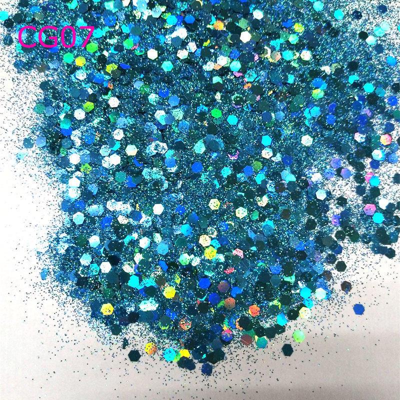 KILY Beauty Glitter festival face decoration chunky glitter CG07