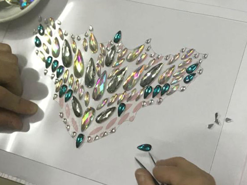 professional face gems kb1158 supplier for beach-6