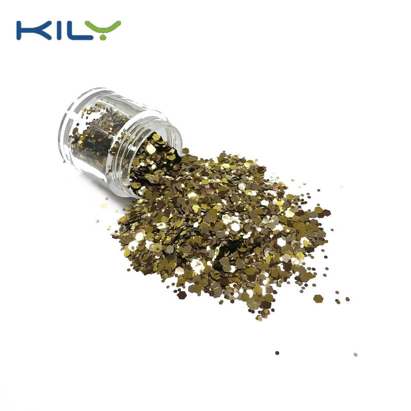 Face Chunky Glitter Eco-Friendly PET for Hair and Body Decoration CG12