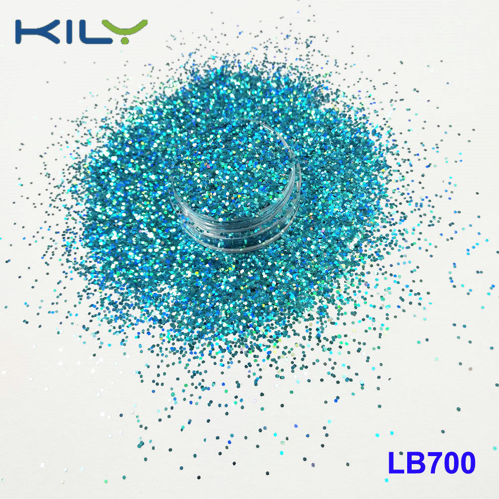 KILY cosmetic holographic face glitter for party LB700