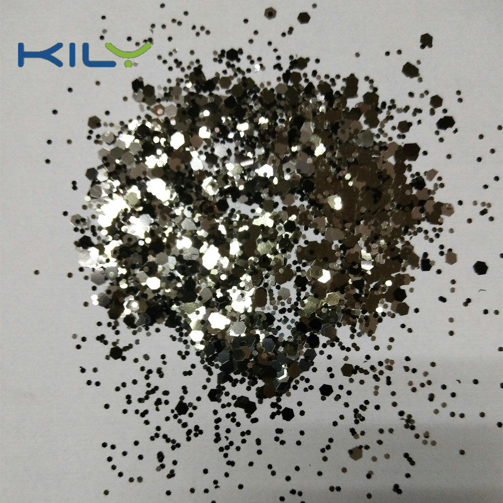 KILY Mixed Color Cosmetic Festival Chunky Glitter for Body CG22