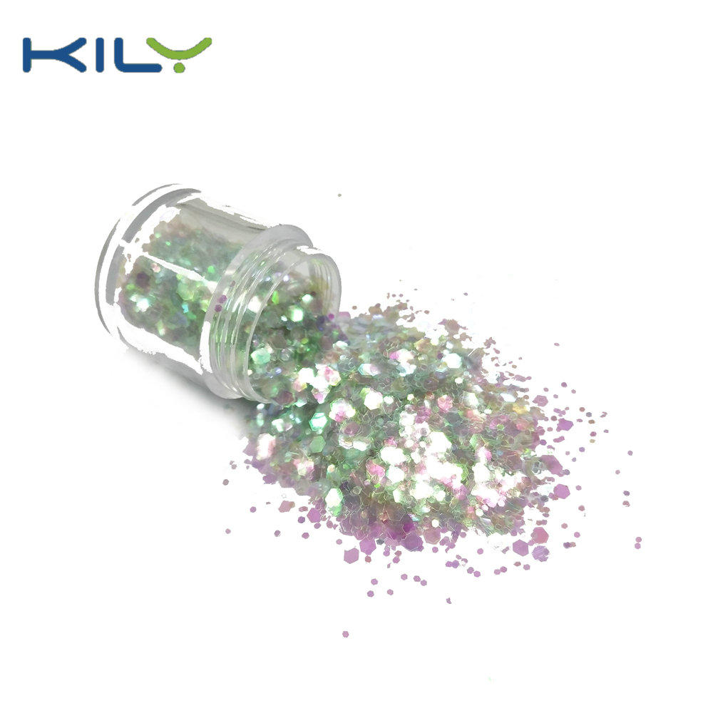 KILY Cosmetic Chunky Glitter for Birthday Party CG28