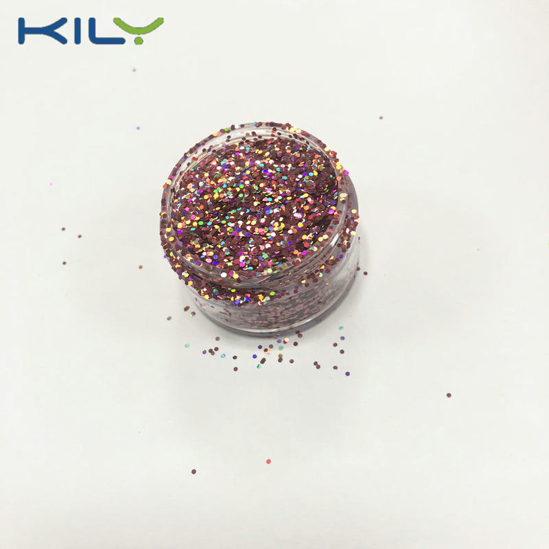 KILY Holographic Cosmetic PET Glitter Halloween Glitter for Makeup LB911