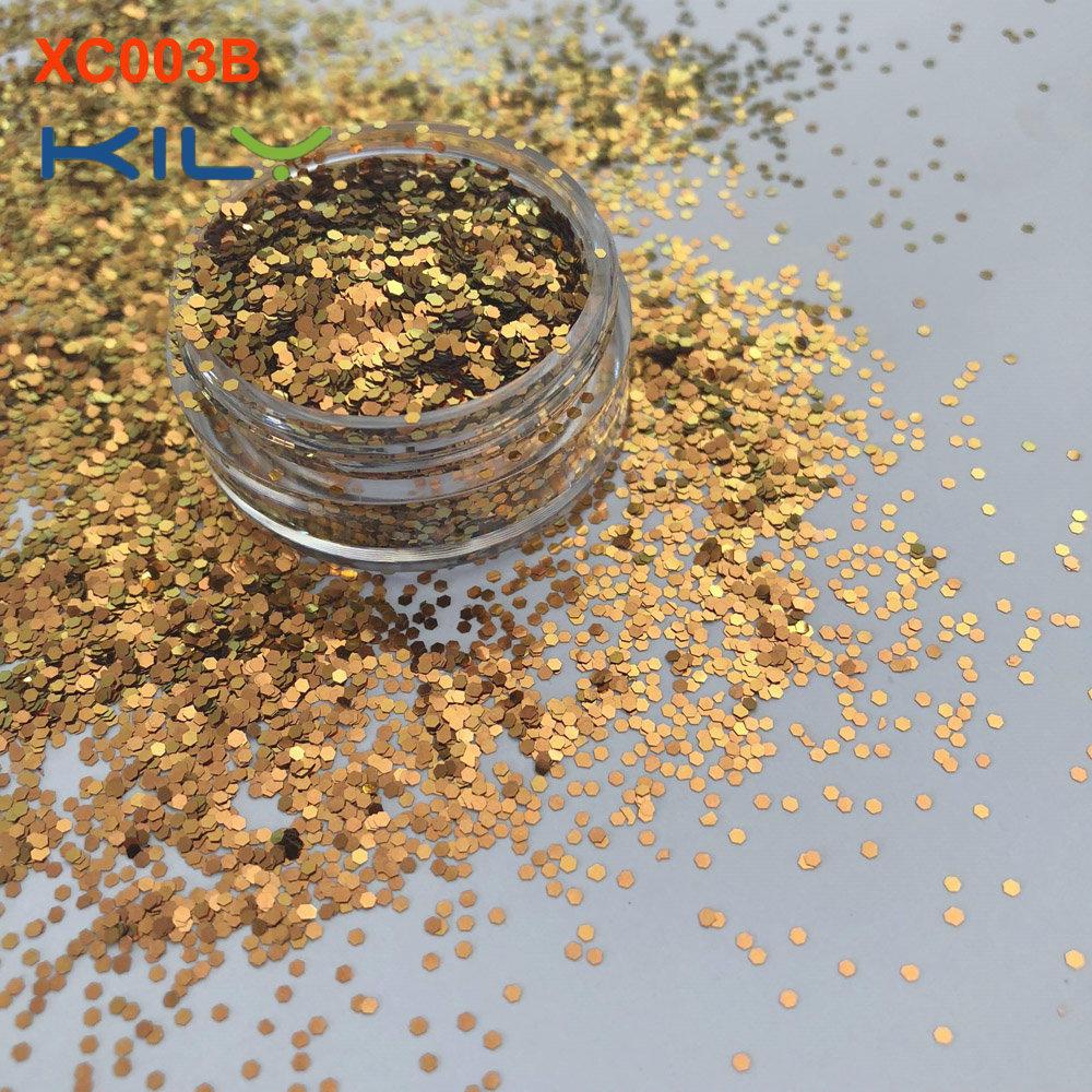 KILY Festival Shifting Glitter Cosmetic PET Face Glitter XC003B-2