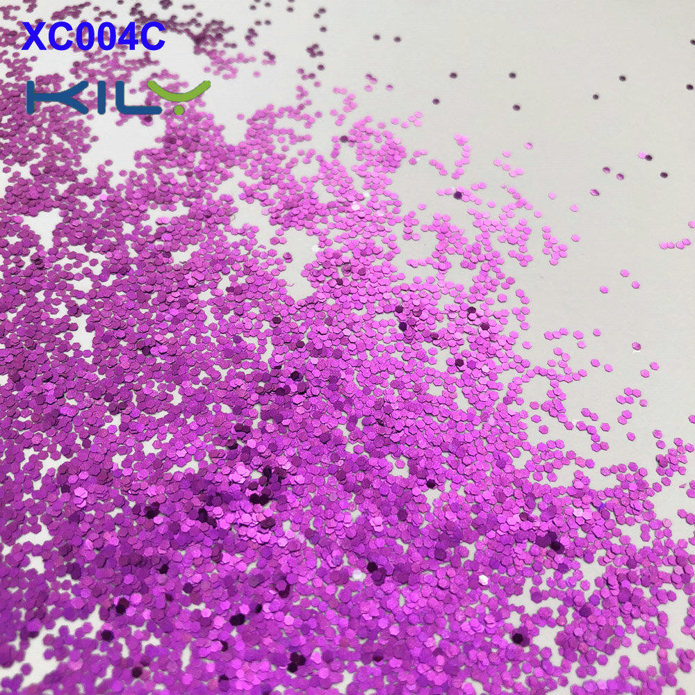 KILY Bulk Glitter Shifting Change Color Cosmetic Glitter for Easter XC004C