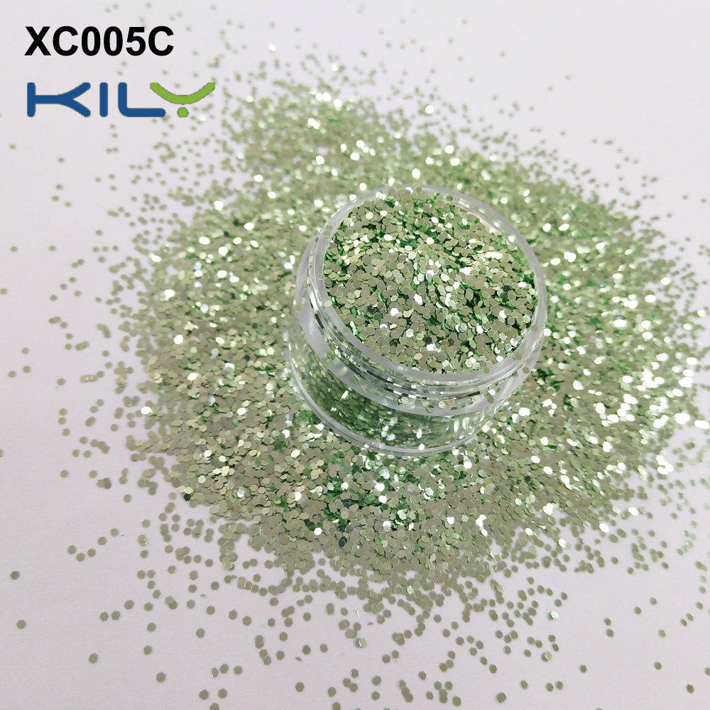 KILY Custom-made Cosmetic Glitter Bulk Shifting Glitter for Carnival XC005C