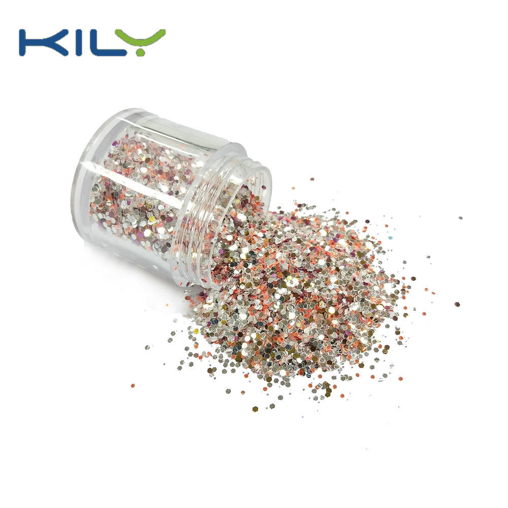 KILY Chunky Glitter with Private Label Cosmetic Glitter Powder CG63