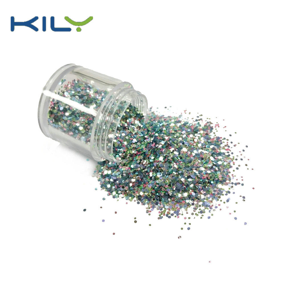 KILY Holographic Chunky Glitter Music Festival Glitter for Eye CG65