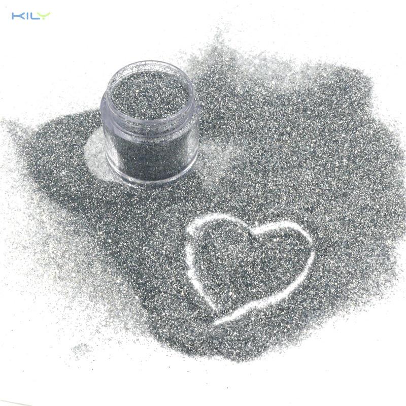 KILY Cosmetic Fine Glitter Solvent Resistant Glitter for Festival B0100