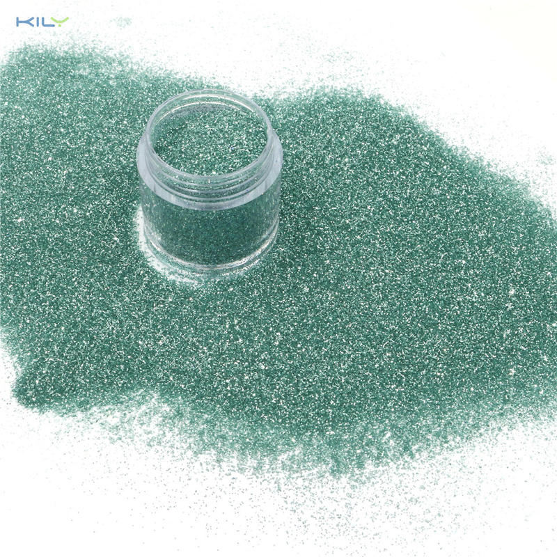 KILY PET Solvent Resistant Glitter High Temperature Resistance for Crafts B0722