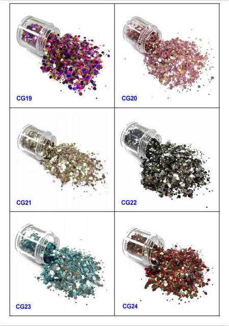 eco-friendly glitter eyes and lips iridescent easy to apply for handicrafts-4