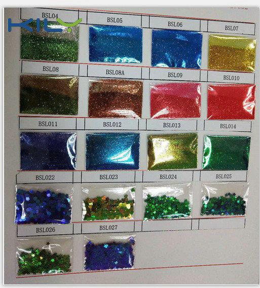 E-Catalog of Chameleon glitter