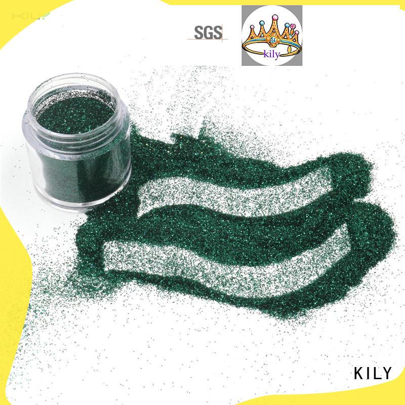 custom fine glitter wholesale for festival decoration