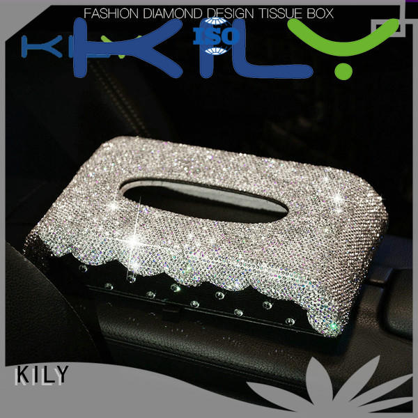 KILY tissue box wholesale for party