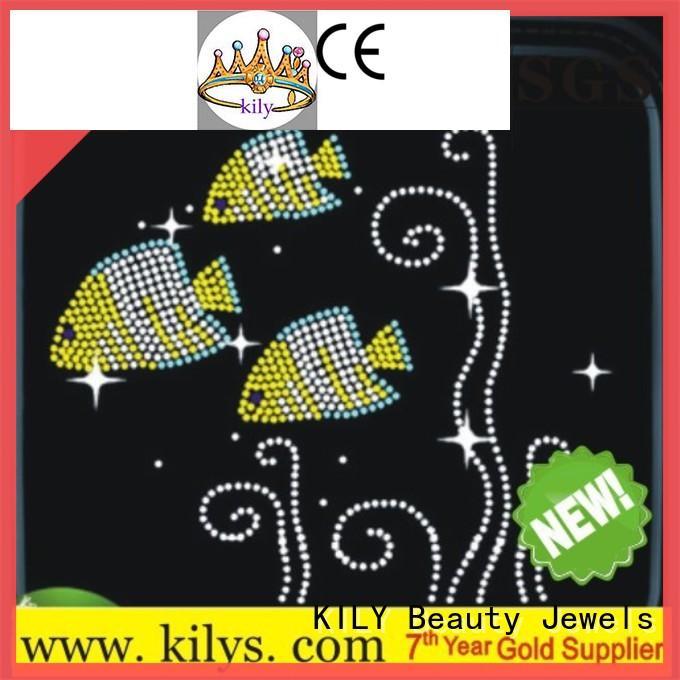 online hot fix motif supplier for party