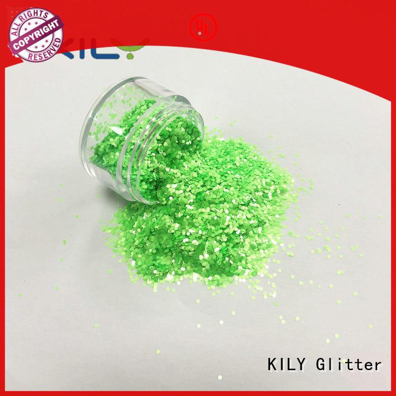 KILY neon glitter powder