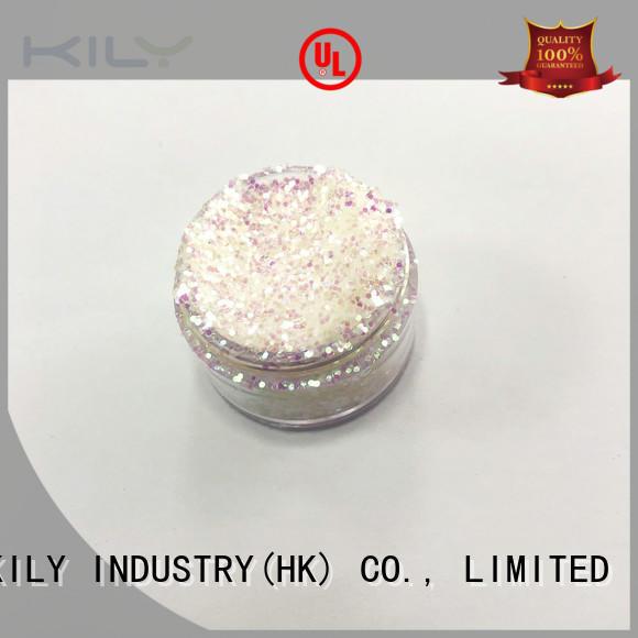 KILY c03 iIridescent glitter supplier for sport meeting