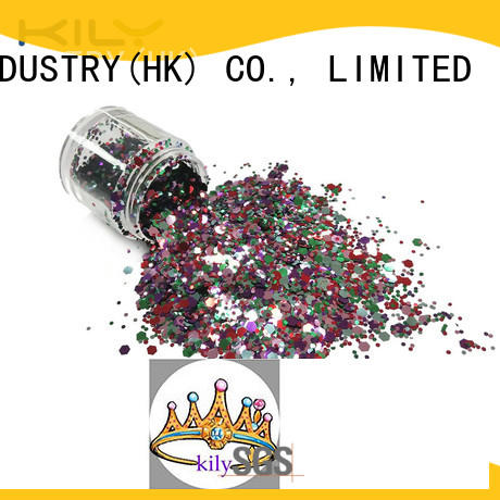 safety craft glitter nails supplier for beach