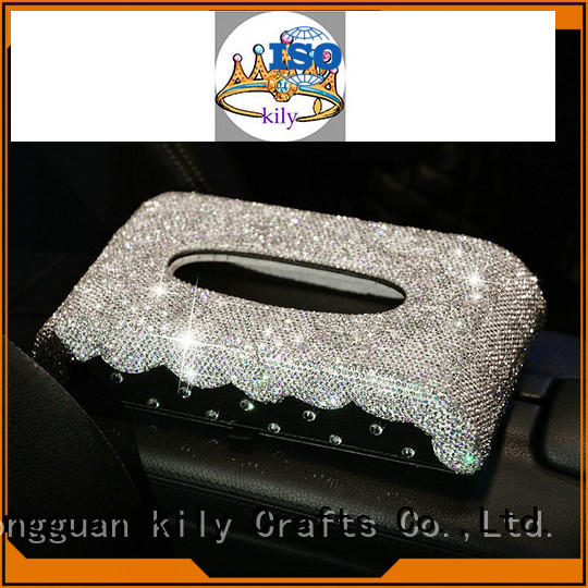 safety tissue box manufacturer for Christmas
