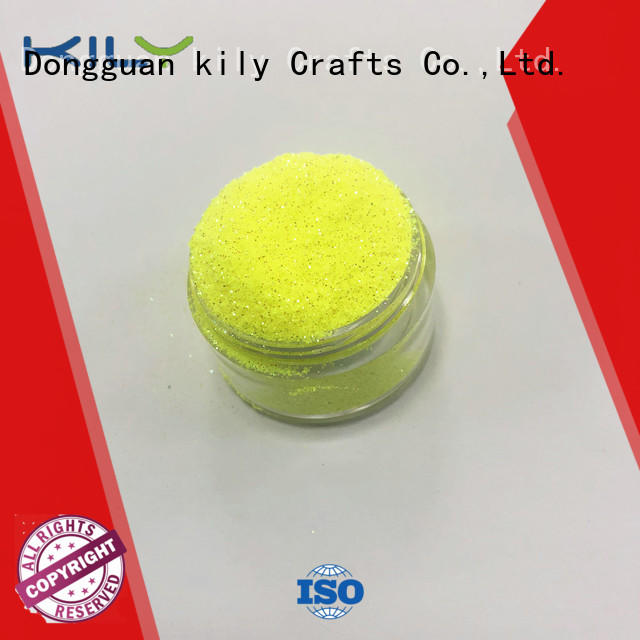 KILY safety iridescent glitter supplier for sport meeting