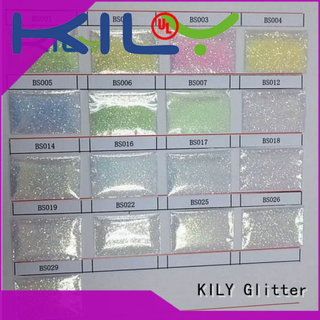 eco-friendly fine body glitter shifting manufacturer for shoes
