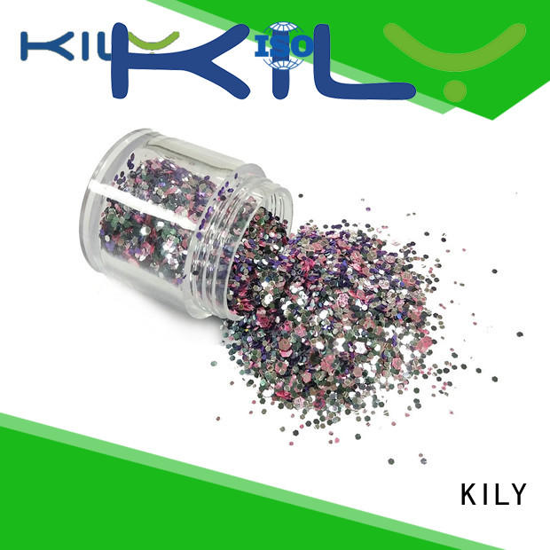 safety mixed glitter eyes manufacturer for music festival