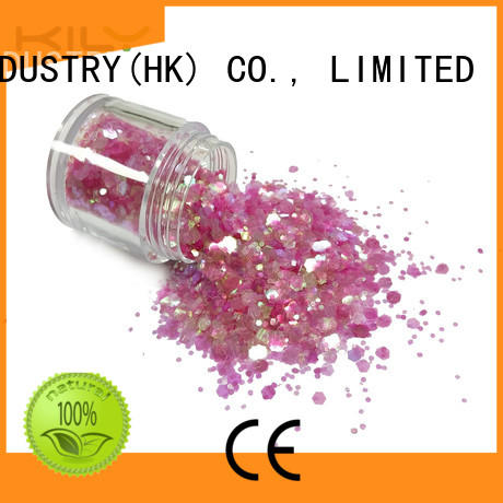 KILY powder fine glitter wholesale for sport meeting