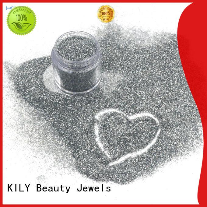 KILY fine glitter supplier for handbags