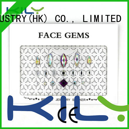 KILY decoration fake jewels series for Halloween