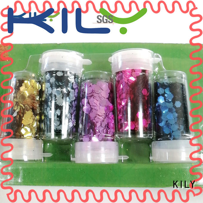 high quality glitter maker face wholesale for Christmas